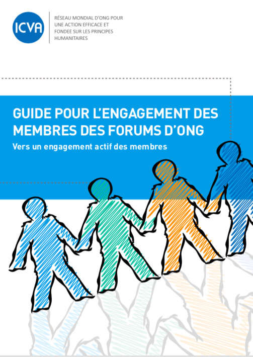Guide pour l'engagement des membres des Forums d'ONG