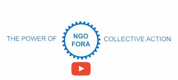 NGO fora video: the power of collective action