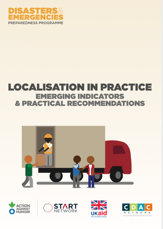 Localisation in Practice - Emerging Indicators & Practical Recommendations